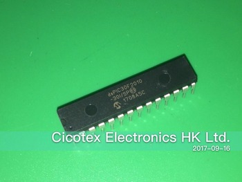 DsPIC30F2010-30I/SP IC DSC-16 BITI 12KB FLASH 28SDIP 30F2010 PIC30F2010-30I/SP MCU